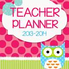 Texas Teacher & Lesson Planner Editable with TEKS {Who Has
