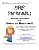 Text Evidence and Self Portraits with Norman Rockwell
