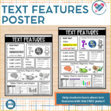 Text Features Freebie! CCSS!!