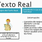Text Features Power Point in Spanish