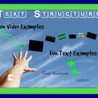 Text Structure Prezi with Handout