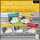 Text Structure Reading Packet