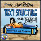 Text Structure of Nonfiction Text PowerPoint
