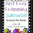Just Keep Swimming, Subtraction Around the Room