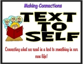 Text to Self Connectio Poster
