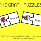 Th Digraph Puzzles - 21 Puzzles Included Plus Follow Up Ac