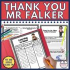 Thank You, Mr. Falker by Patricia Polacco Guided Reading Unit