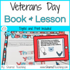 Thank You Veteran Printable Book