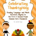 Thanksgiving Activities Aligned to First & Second Grade Co