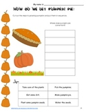 Thanksgiving Activities K-2 Math & Literacy Printables & W