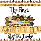 Thanksgiving Easy Reader Literacy Packet