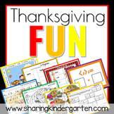 Thanksgiving Fun Activities