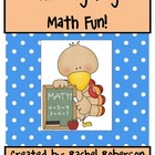 Thanksgiving Math Fun!