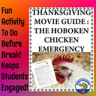 Thanksgiving Movie Guide - The Hoboken Chicken Emergency