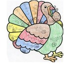 Thanksgiving Order of Operations Turkey