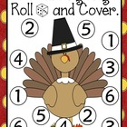 Thanksgiving Roll and Cover Games