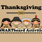Thanksgiving SMARTboard Activities