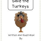Thanksgiving: Save the Turkeys Freebie