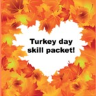 Thanksgiving Skill Packet