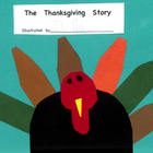 Thanksgiving Story Book