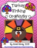 Thanksgiving Turkey Writing Craftivity