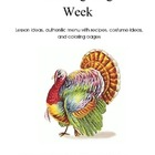 Thanksgiving Week Theme