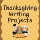Thanksgiving Writing Projects