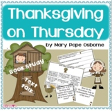 Thanksgiving on Thursday - Magic Tree House Common Core Bo