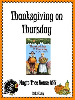 Thanksgiving on Thursday Unit: Comprehension, Vocabulary, Sequencing, and more!