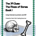 """The 39 Clues: Maze of Bones"" (book 1) Comprehension Quest"