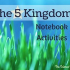 The 5 Kingdoms Notebook Activities