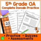 The 5.OA Super Pack! A Complete Resource