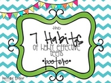 The 7 Habits Posters