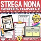 The Adventures of Strega Nona by Tomie de Paola Guided Rea