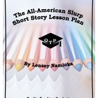 The All-American Slurp by Lensey Namioka Lesson Resources