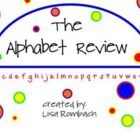 The Alphabet SmartBoard Lesson for Primary Grades