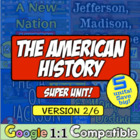 American History Super Unit - Version 2 - 5 Units in 1 Pur