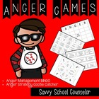 The Anger Games- Savvy School Counselor