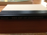 The Art of Leadership by Walters