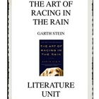 The Art of Racing in the Rain by Garth Stein Literature Unit