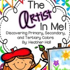 The Artist In Me {Color Mixing Posters And Activities}