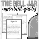 The Bell Jar Important Quotes