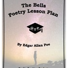 The Bells Poem by Edgar Allan Poe Lesson Plan, Worksheets
