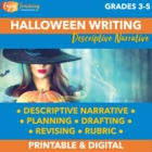 Halloween Writing: The Best-Dressed Witch