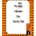 The Best Halloween Ever Activity Pack