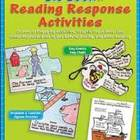 The Big Book of Reading Response Activities - Grades 2-3 R