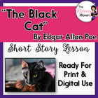 """The Black Cat"" Lesson Focused on First Person Point of View"