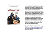 The Breakfast Club Viewing Guide