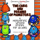 The Care and Feeding of Monsters - A Monsterific Writing P