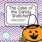 The Case of the Candy Snatcher - an activity for drawing c